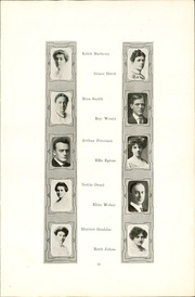 Page 17, 1914 Edition, Springfield High School - Capitoline Yearbook (Springfield, IL) online yearbook collection