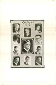 Page 6, 1914 Edition, Springfield High School - Capitoline Yearbook (Springfield, IL) online yearbook collection