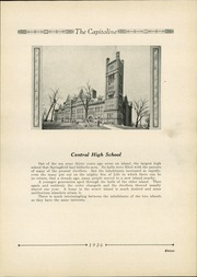 Page 17, 1926 Edition, Springfield High School - Capitoline Yearbook (Springfield, IL) online yearbook collection