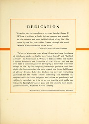 Page 11, 1936 Edition, Springfield High School - Capitoline Yearbook (Springfield, IL) online yearbook collection