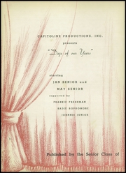 Page 8, 1941 Edition, Springfield High School - Capitoline Yearbook (Springfield, IL) online yearbook collection