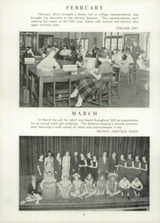 Page 10, 1956 Edition, Springfield High School - Capitoline Yearbook (Springfield, IL) online yearbook collection