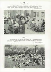 Page 11, 1956 Edition, Springfield High School - Capitoline Yearbook (Springfield, IL) online yearbook collection
