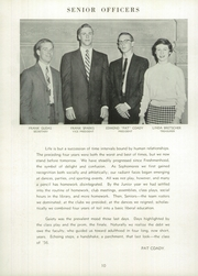 Page 14, 1956 Edition, Springfield High School - Capitoline Yearbook (Springfield, IL) online yearbook collection