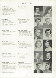 Page 15, 1956 Edition, Springfield High School - Capitoline Yearbook (Springfield, IL) online yearbook collection