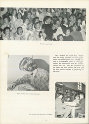 Page 10, 1962 Edition, Springfield High School - Capitoline Yearbook (Springfield, IL) online yearbook collection