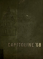 Page 1, 1968 Edition, Springfield High School - Capitoline Yearbook (Springfield, IL) online yearbook collection