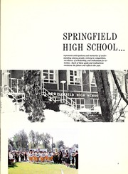 Page 7, 1968 Edition, Springfield High School - Capitoline Yearbook (Springfield, IL) online yearbook collection
