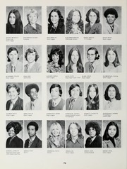 Page 80, 1973 Edition, Fairfax High School - Colonial Yearbook (Los Angeles, CA) online yearbook collection
