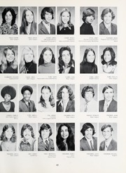 Page 85, 1973 Edition, Fairfax High School - Colonial Yearbook (Los Angeles, CA) online yearbook collection