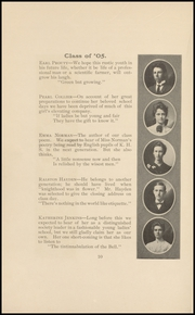Page 12, 1905 Edition, Keokuk High School - Comment Yearbook (Keokuk, IA) online yearbook collection