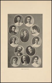 Page 7, 1905 Edition, Keokuk High School - Comment Yearbook (Keokuk, IA) online yearbook collection