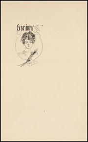 Page 9, 1905 Edition, Keokuk High School - Comment Yearbook (Keokuk, IA) online yearbook collection