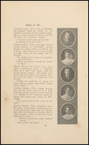 Page 10, 1906 Edition, Keokuk High School - Comment Yearbook (Keokuk, IA) online yearbook collection