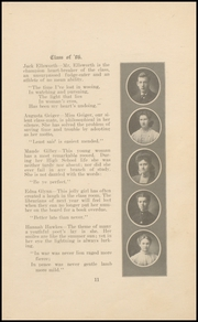 Page 11, 1906 Edition, Keokuk High School - Comment Yearbook (Keokuk, IA) online yearbook collection