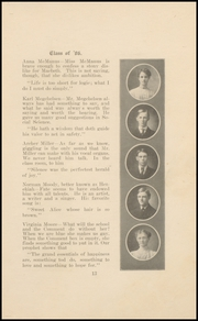Page 13, 1906 Edition, Keokuk High School - Comment Yearbook (Keokuk, IA) online yearbook collection