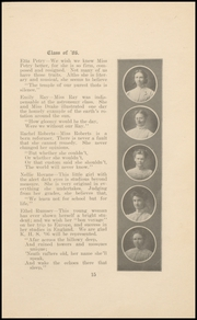 Page 15, 1906 Edition, Keokuk High School - Comment Yearbook (Keokuk, IA) online yearbook collection