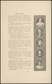 Page 16, 1906 Edition, Keokuk High School - Comment Yearbook (Keokuk, IA) online yearbook collection