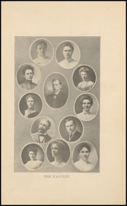 Page 5, 1906 Edition, Keokuk High School - Comment Yearbook (Keokuk, IA) online yearbook collection