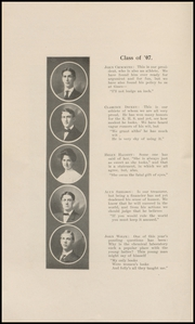 Page 10, 1907 Edition, Keokuk High School - Comment Yearbook (Keokuk, IA) online yearbook collection