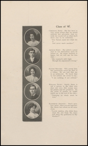 Page 12, 1907 Edition, Keokuk High School - Comment Yearbook (Keokuk, IA) online yearbook collection