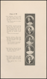 Page 13, 1907 Edition, Keokuk High School - Comment Yearbook (Keokuk, IA) online yearbook collection