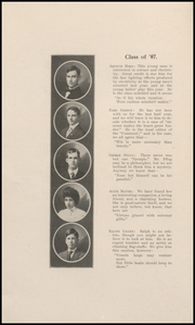 Page 14, 1907 Edition, Keokuk High School - Comment Yearbook (Keokuk, IA) online yearbook collection