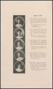 Page 16, 1907 Edition, Keokuk High School - Comment Yearbook (Keokuk, IA) online yearbook collection