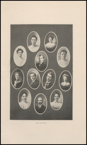 Page 7, 1907 Edition, Keokuk High School - Comment Yearbook (Keokuk, IA) online yearbook collection