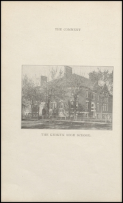Page 12, 1908 Edition, Keokuk High School - Comment Yearbook (Keokuk, IA) online yearbook collection
