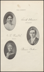 Page 15, 1908 Edition, Keokuk High School - Comment Yearbook (Keokuk, IA) online yearbook collection
