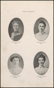 Page 10, 1912 Edition, Keokuk High School - Comment Yearbook (Keokuk, IA) online yearbook collection