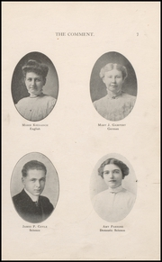 Page 11, 1912 Edition, Keokuk High School - Comment Yearbook (Keokuk, IA) online yearbook collection