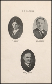 Page 12, 1912 Edition, Keokuk High School - Comment Yearbook (Keokuk, IA) online yearbook collection