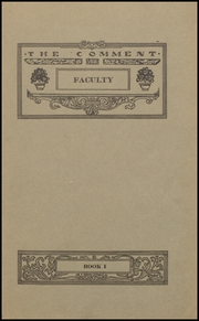 Page 7, 1912 Edition, Keokuk High School - Comment Yearbook (Keokuk, IA) online yearbook collection