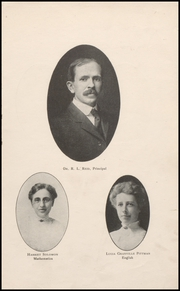 Page 9, 1912 Edition, Keokuk High School - Comment Yearbook (Keokuk, IA) online yearbook collection
