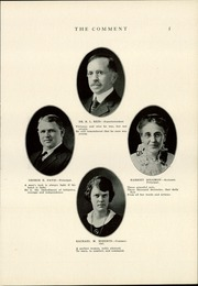 Page 13, 1923 Edition, Keokuk High School - Comment Yearbook (Keokuk, IA) online yearbook collection