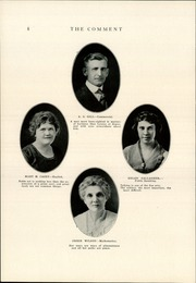Page 16, 1923 Edition, Keokuk High School - Comment Yearbook (Keokuk, IA) online yearbook collection