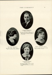 Page 17, 1923 Edition, Keokuk High School - Comment Yearbook (Keokuk, IA) online yearbook collection