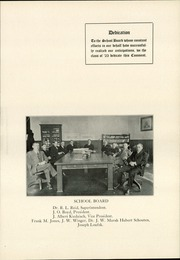 Page 9, 1923 Edition, Keokuk High School - Comment Yearbook (Keokuk, IA) online yearbook collection