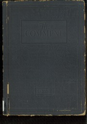Page 1, 1925 Edition, Keokuk High School - Comment Yearbook (Keokuk, IA) online yearbook collection