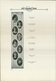 Page 16, 1925 Edition, Keokuk High School - Comment Yearbook (Keokuk, IA) online yearbook collection