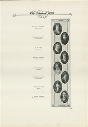 Page 17, 1925 Edition, Keokuk High School - Comment Yearbook (Keokuk, IA) online yearbook collection