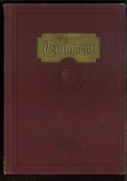Page 1, 1926 Edition, Keokuk High School - Comment Yearbook (Keokuk, IA) online yearbook collection