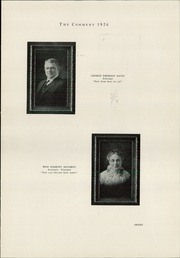 Page 15, 1926 Edition, Keokuk High School - Comment Yearbook (Keokuk, IA) online yearbook collection