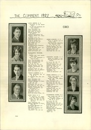 Page 16, 1927 Edition, Keokuk High School - Comment Yearbook (Keokuk, IA) online yearbook collection