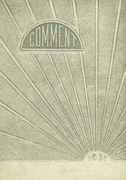 Page 1, 1937 Edition, Keokuk High School - Comment Yearbook (Keokuk, IA) online yearbook collection