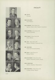 Page 12, 1937 Edition, Keokuk High School - Comment Yearbook (Keokuk, IA) online yearbook collection