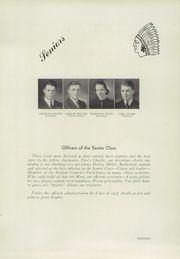 Page 17, 1937 Edition, Keokuk High School - Comment Yearbook (Keokuk, IA) online yearbook collection