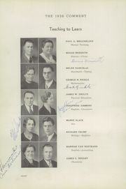 Page 12, 1938 Edition, Keokuk High School - Comment Yearbook (Keokuk, IA) online yearbook collection